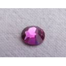 Strass 7mm Rose Fuchsia