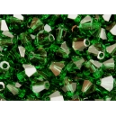 Toupie 4mm Emerald - Lot de 50