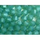 Toupie 4mm Pacific Opal - Lot de 50